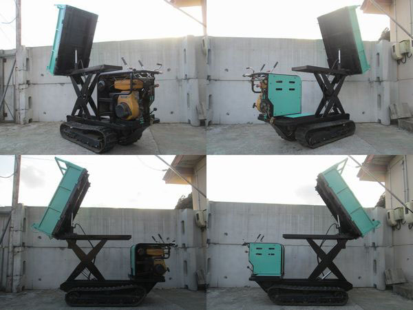 KASAHARA Lifting Track Carrier