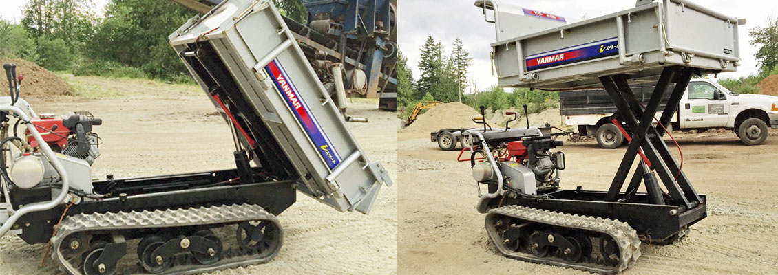 Mini Construction Equipment : Home tpc mini construction equipment gabriola island