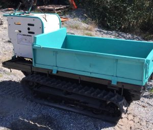 Kasahara Lifting Carrier Dumper